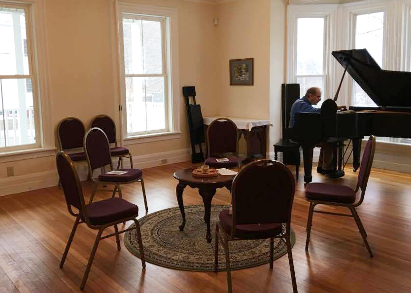 singing workshop for beginners in Vermont
